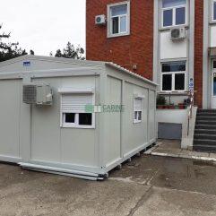 Apa Nova Bucuresti - Container Modular