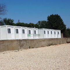 Country Estate Constanta - Container Dormitor