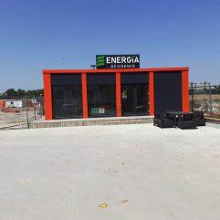 Energia Residence Constanta - Container Birou de Vanzari